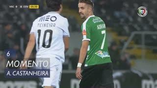 SC Covilhã, Jogada, Adriano Castanheira aos 6'