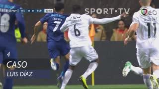 FC Porto, Caso, Luis Díaz aos 4'