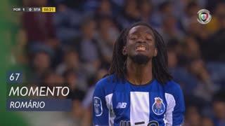 FC Porto, Jogada, Romário aos 67'