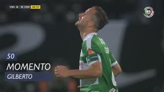 SC Covilhã, Jogada, Gilberto aos 50'
