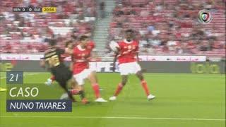 SL Benfica, Caso, Nuno Tavares aos 21'