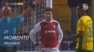 SC Braga, Jogada, Paulinho aos 27'