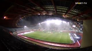 Sporting CP x SC Braga: Confere aqui a constituição das equipas!