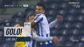 GOLO! FC Porto, Luis Díaz aos 81', FC Porto 2-0 FC P.Ferreira