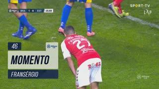 SC Braga, Jogada, Fransérgio aos 46'