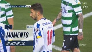 FC Porto, Jogada, Marko Grujic aos 8'