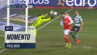 SC Braga, Jogada, Paulinho aos 90'+4'