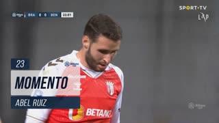 SC Braga, Jogada, Abel Ruiz aos 23'