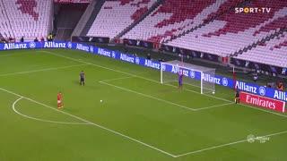 SL Benfica x Vitória SC: Desempate por Penáltis
