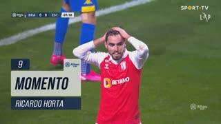 SC Braga, Jogada, Ricardo Horta aos 9'