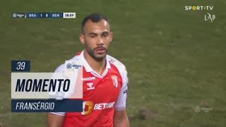 SC Braga, Jogada, Fransérgio aos 39'