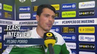 Pedro Porro: