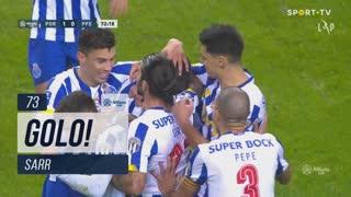 GOLO! FC Porto, Sarr aos 73', FC Porto 1-0 FC P.Ferreira
