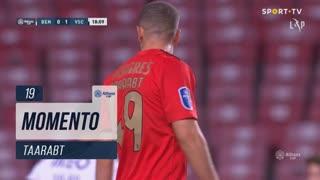 SL Benfica, Jogada, Taarabt aos 19'