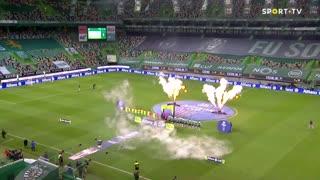 Sporting CP x CD Mafra: Confere aqui a constituição das equipas!