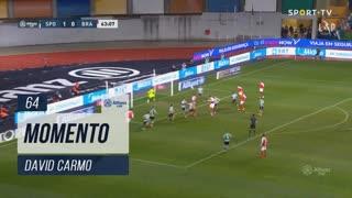 SC Braga, Jogada, David Carmo aos 64'