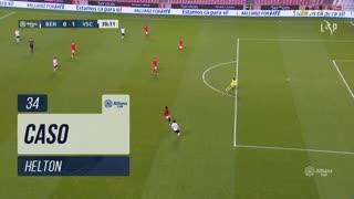 SL Benfica, Caso, Helton aos 34'