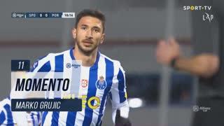 FC Porto, Jogada, Marko Grujic aos 11'