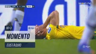 FC P.Ferreira, Jogada, Eustáquio aos 90'+3'