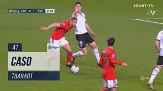 SL Benfica, Caso, Taarabt aos 41'