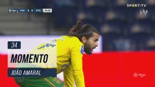 FC P.Ferreira, Jogada, João Amaral aos 34'