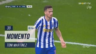 FC Porto, Jogada, Toni Martínez aos 39'