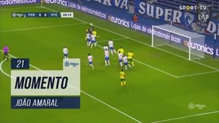 FC P.Ferreira, Jogada, João Amaral aos 21'