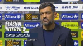 """Sérgio Conceição: """"A minha meta é ganhar todos os dias"""""""