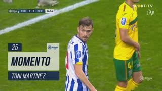 FC Porto, Jogada, Toni Martínez aos 25'