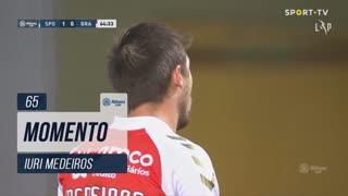 SC Braga, Jogada, Iuri Medeiros aos 65'