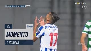 FC Porto, Jogada, J. Corona aos 20'