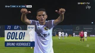 GOLO! FC Famalicão, Bruno Rodrigues aos 73', FC Famalicão 4-0 FC Penafiel