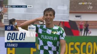 GOLO! Moreirense FC, Franco aos 68', FC Penafiel 1-1 Moreirense FC