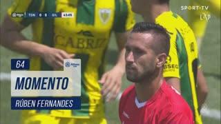 Gil Vicente FC, Jogada, Rúben Fernandes aos 64'