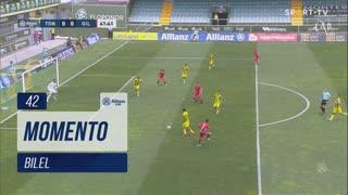 Gil Vicente FC, Jogada, Bilel aos 42'