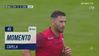 FC Penafiel, Jogada, Capela aos 45'