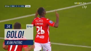GOLO! Santa Clara, Jean Patric aos 34', Rio Ave FC 1-2 Santa Clara