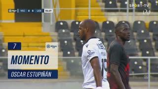 Vitória SC, Jogada, Oscar Estupiñán aos 7'