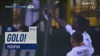 GOLO! Boavista FC, Yusupha aos 58', FC P.Ferreira 1-1 Boavista FC