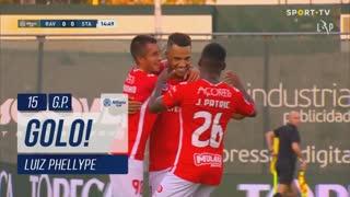 GOLO! Santa Clara, Luiz Phellype aos 15', Rio Ave FC 0-1 Santa Clara