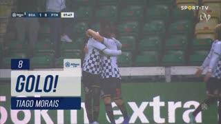 GOLO! Boavista FC, Tiago Morais aos 8', Boavista FC 1-0 Portimonense