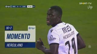 Vitória SC, Jogada, Herculano aos 90'+2'