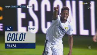 GOLO! FC Famalicão, Banza aos 57', FC Famalicão 2-0 FC Penafiel