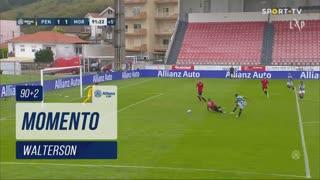 Moreirense FC, Jogada, Walterson aos 90'+2'