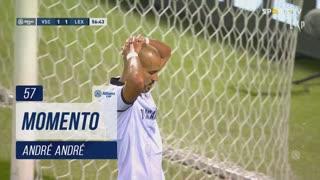 Vitória SC, Jogada, André André aos 57'