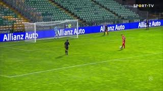 FC P.Ferreira - Gil Vicente FC, Desempate por Penáltis