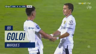 GOLO! FC Famalicão, Marques aos 89', FC Famalicão 5-0 FC Penafiel