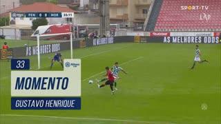 FC Penafiel, Jogada, Gustavo Henrique aos 33'
