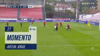 Moreirense FC, Jogada, Artur Jorge aos 27'