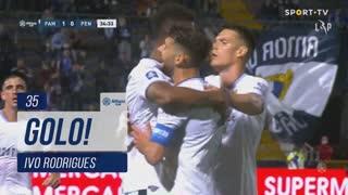 GOLO! FC Famalicão, Ivo Rodrigues aos 35', FC Famalicão 1-0 FC Penafiel
